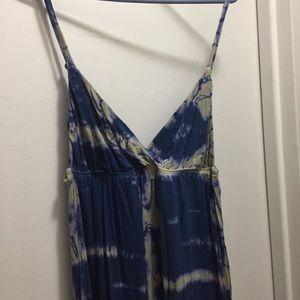 Tie-dye gypsy 05 maxi dress